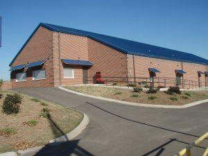 Boyd Buchanan School Field House