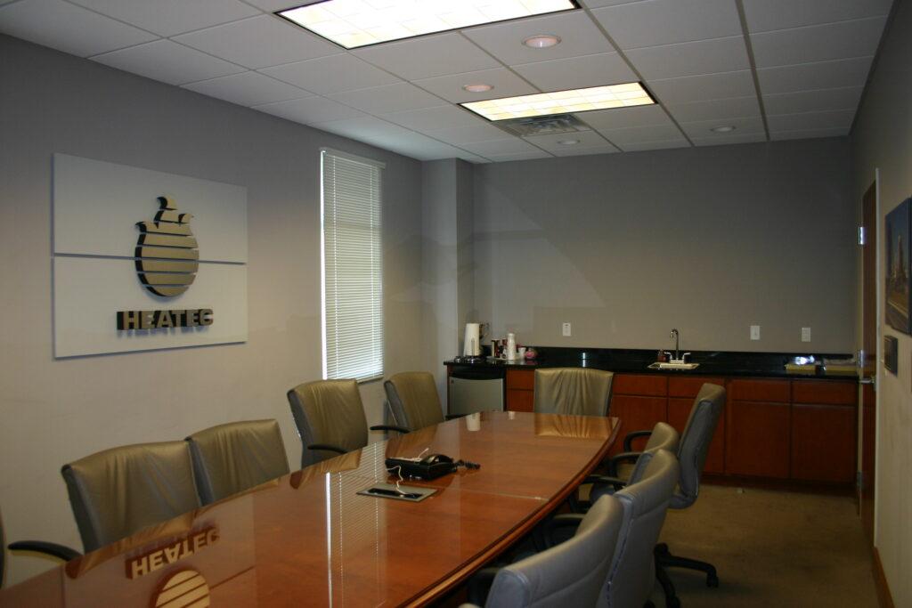 Heatec Office Addition
