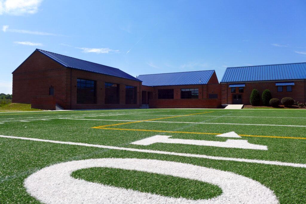 Boyd Buchanan School Wrestling & Strength Training Center